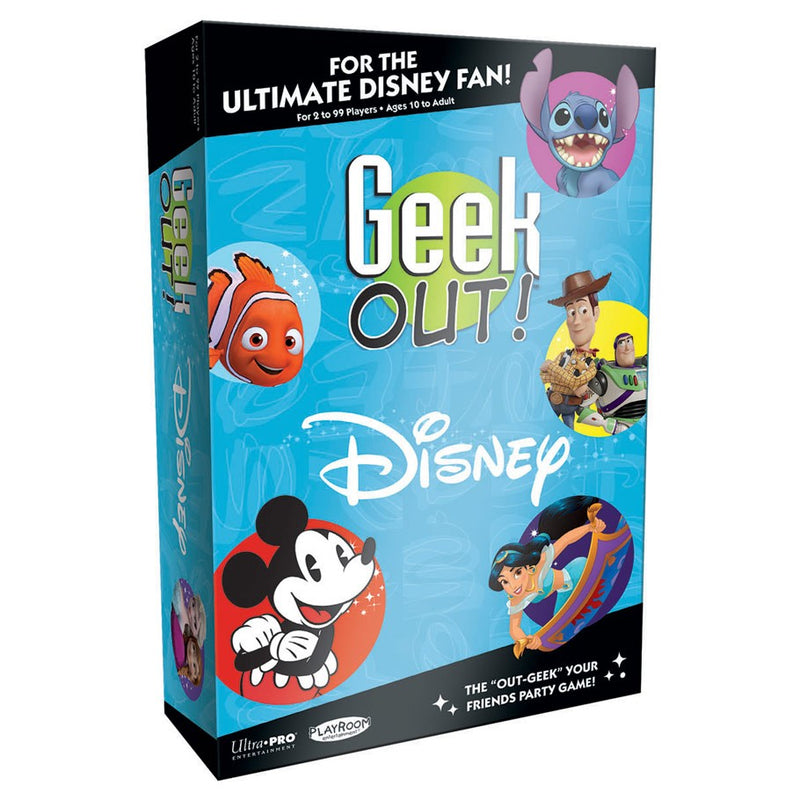 Geek Out! Disney (ADD TO CART TO SEE LOW PRICE)
