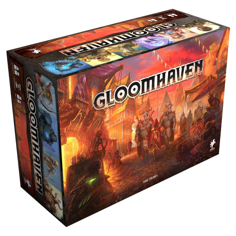 Gloomhaven (ADD TO CART TO SEE LOW PRICE)