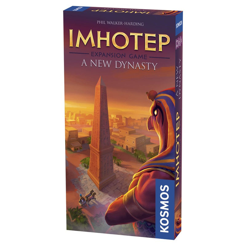 Imhotep: A New Dynasty (ADD TO CART TO SEE LOW PRICE)