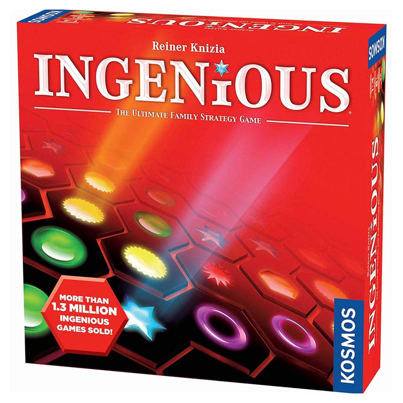 Ingenious (ADD TO CART TO SEE LOW PRICE)