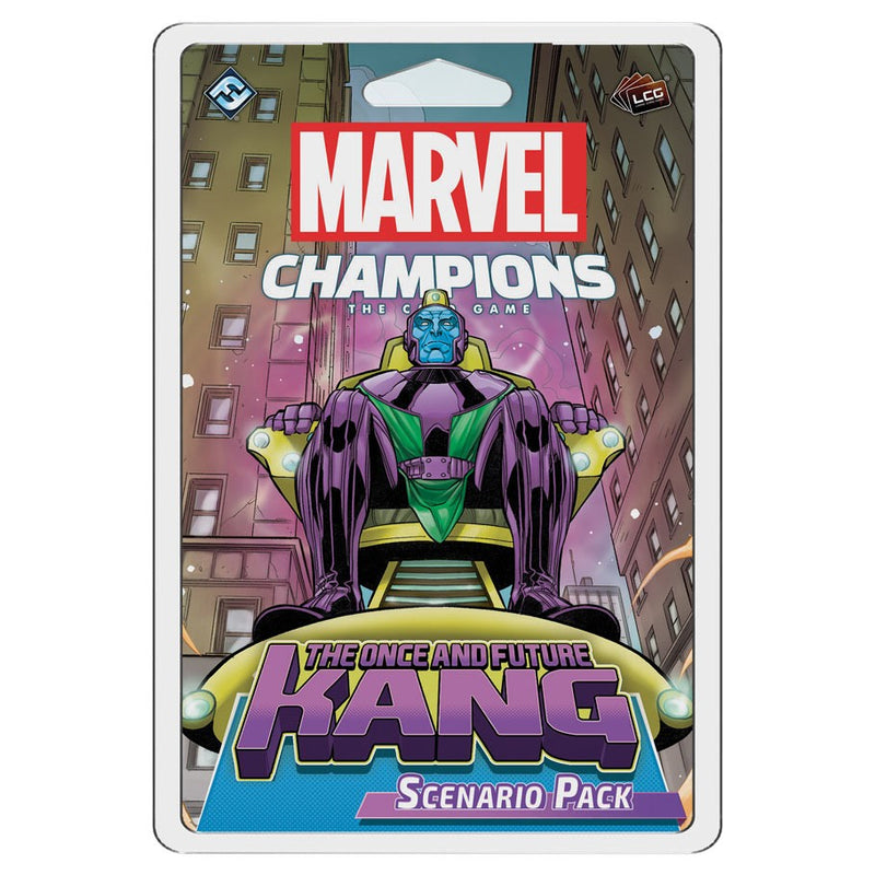 Marvel Champions LCG: Once & Future Kang Scenario Pack