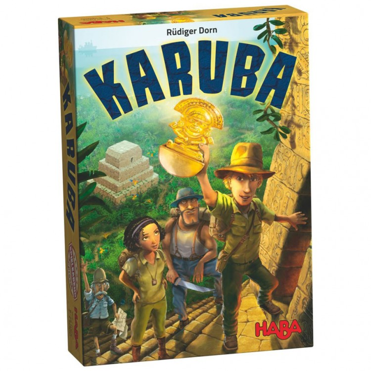 Karuba (ADD TO CART TO SEE LOW PRICE)
