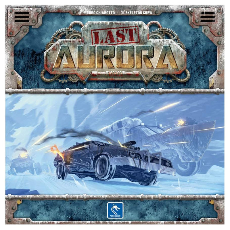 Last Aurora (ADD TO CART TO SEE LOW PRICE)