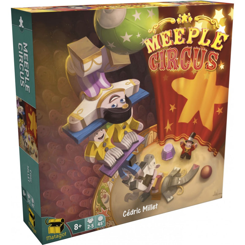 Meeple Circus (ADD TO CART TO SEE LOW PRICE)