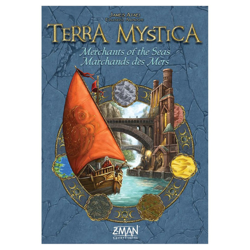 Terra Mystica: Merchants of the Seas (ADD TO CART TO SEE LOW PRICE)