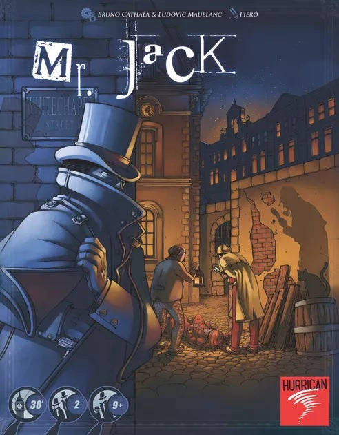 Mr. Jack (ADD TO CART TO SEE LOW PRICE)