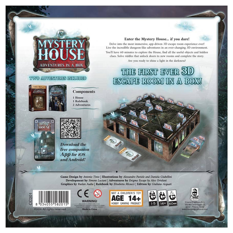 Mystery House (ADD TO CART TO SEE LOW PRICE)