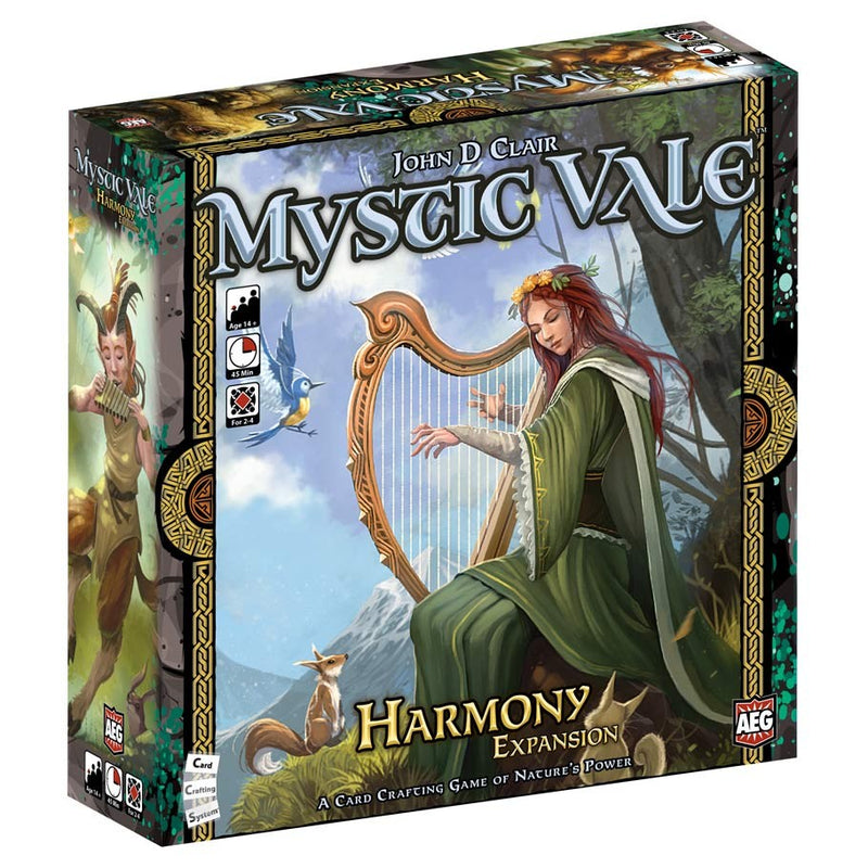 Mystic Vale: Harmony (ADD TO CART TO SEE LOW PRICE)