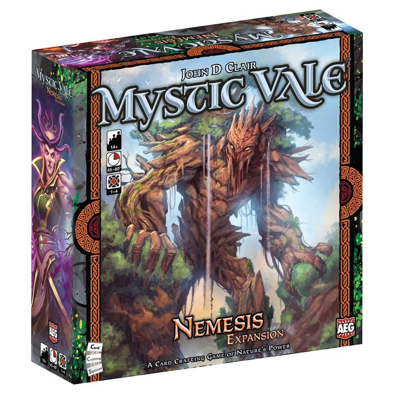 Mystic Vale: Nemesis (ADD TO CART TO SEE LOW PRICE)