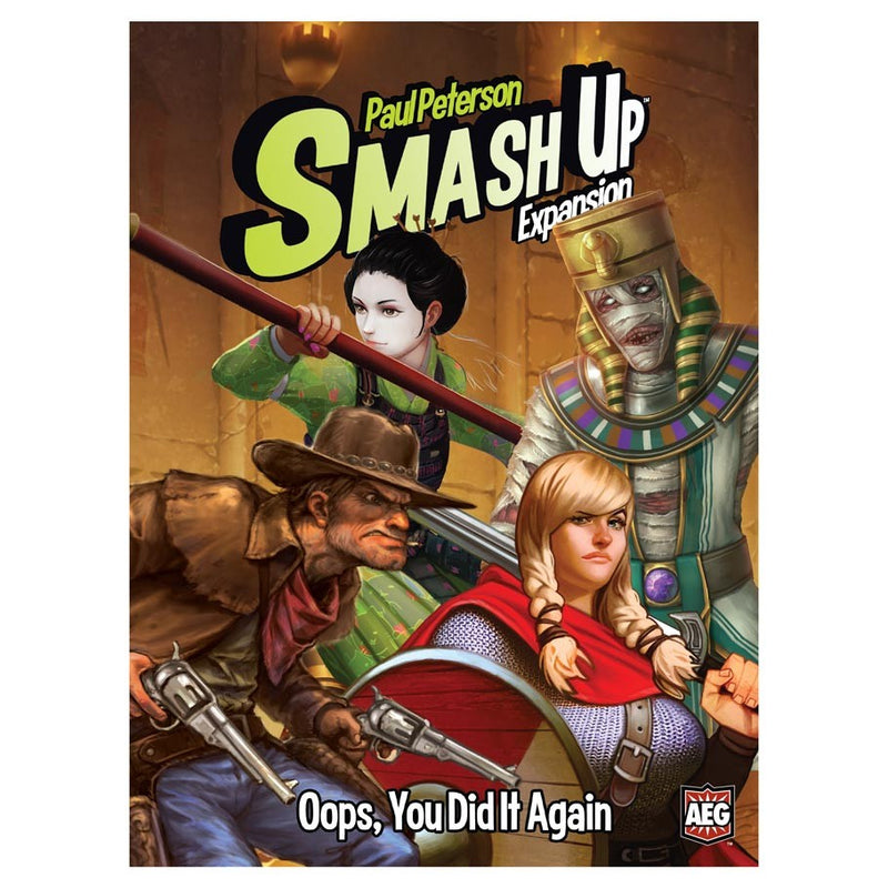 Smash Up: Oops You Did It Again (ADD TO CART TO SEE LOW PRICE)