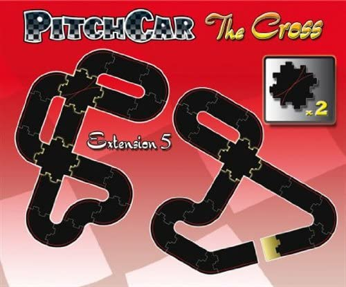 PitchCar: Extension 5 - The Cross (ADD TO CART TO SEE LOW PRICE)