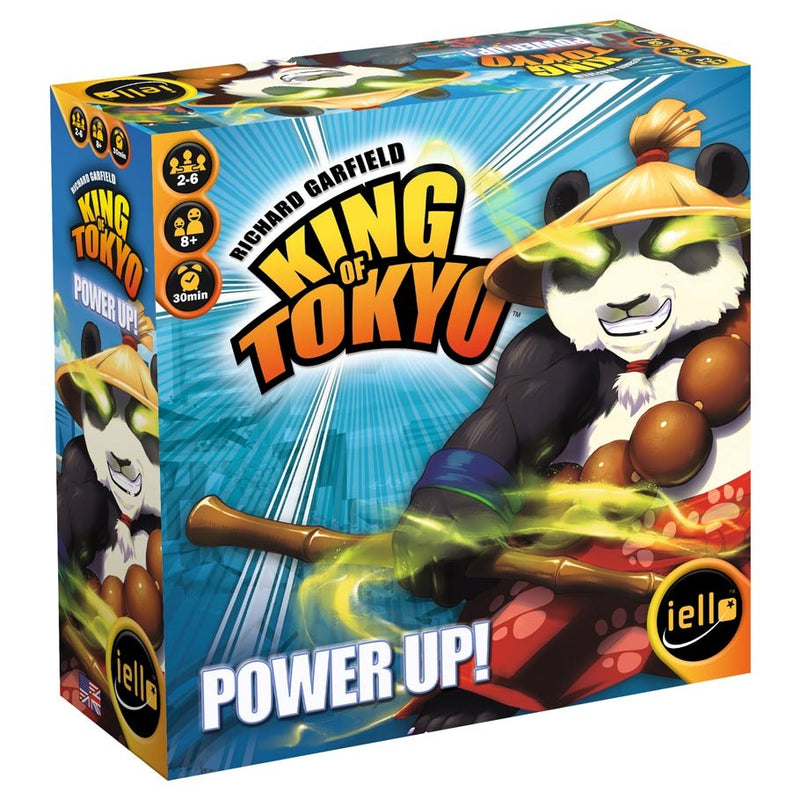 King of Tokyo (2nd Edition): Power Up (ADD TO CART TO SEE LOW PRICE)