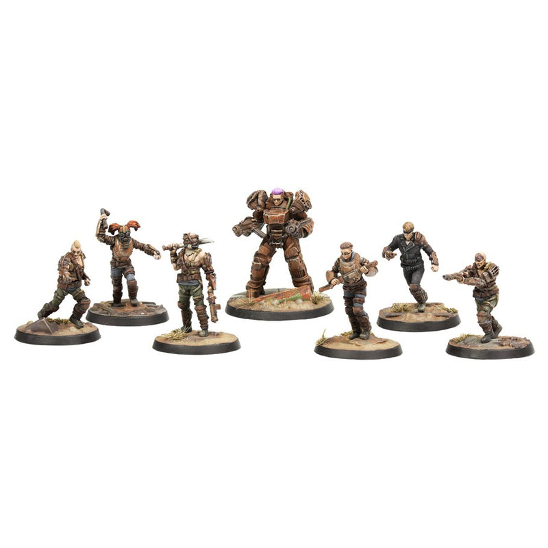Fallout: Wasteland Warfare - Raiders: Core Faction Box