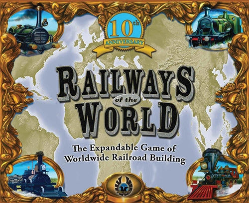 Railways of the World: 10th Anniversary Edition (ADD TO CART TO SEE LOW PRICE)