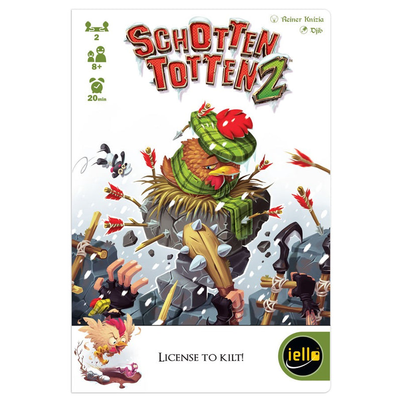 Schotten Totten 2 (ADD TO CART TO SEE LOW PRICE)