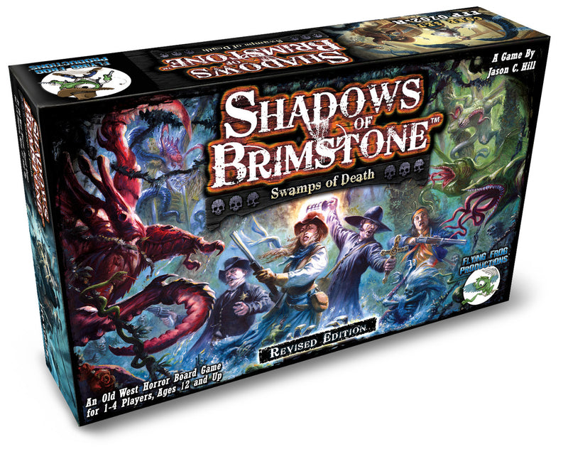 Shadows of Brimstone: Swamps of Death (Revised Ed.)