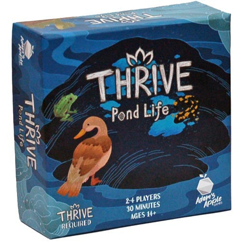 Thrive: Pond Life Expansion