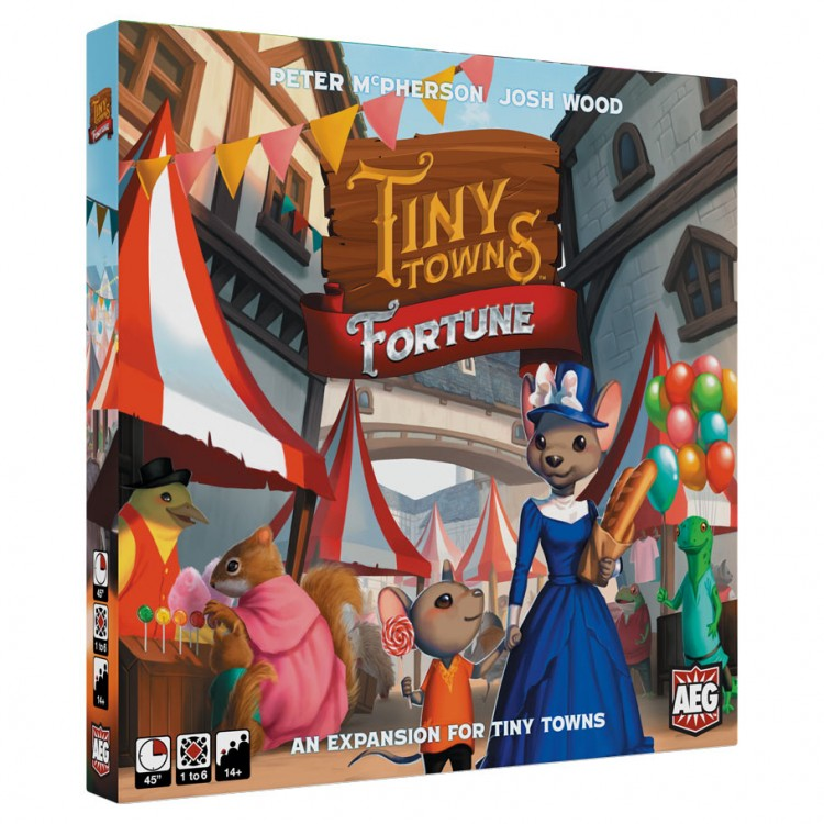 Tiny Towns: Fortune (ADD TO CART TO SEE LOW PRICE)
