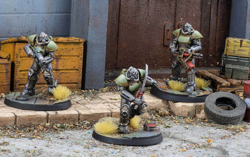 Fallout: Wasteland Warfare - Unaligned: T-51 Power Armor