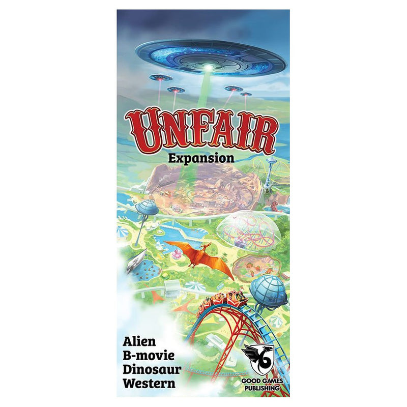 Unfair: Alien, B-Movie, Dinosaur, Western Expansion