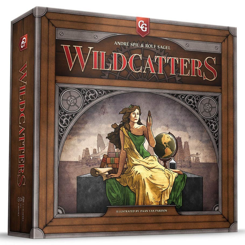 Wildcatters (ADD TO CART TO SEE LOW PRICE)