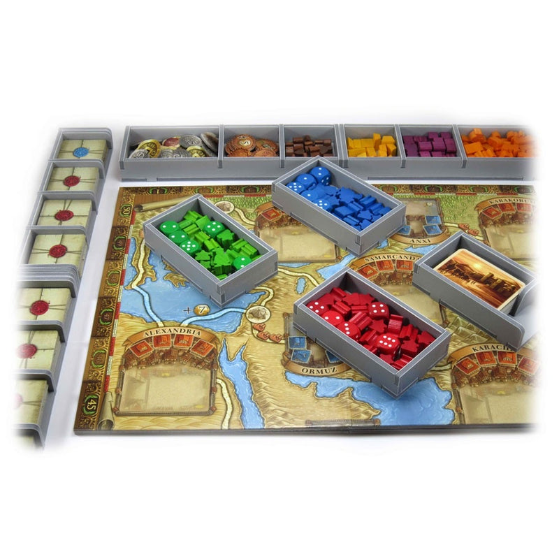 Box Insert: Voyages of Marco Polo