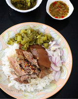 Khao Ka Moo Pork - Tuesday 1/19