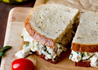Jesse's Chicken Salad Sandwiches - Tuesday 3/23