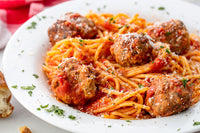 Spaghetti and Meatballs - Friday 3/26