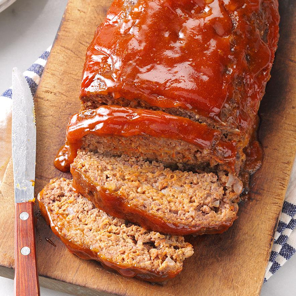 Smith Family Recipe Meatloaf