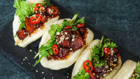 Pork Pinch Buns (Gua Bao)-Tuesday-6/15
