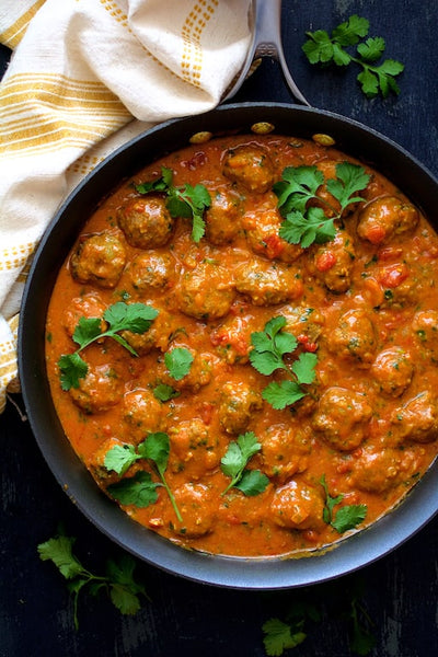 Meatball Panang Curry - Friday 10/16