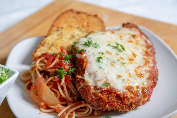 Napoli Chicken Parmigiana - Thursday 2/11