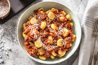 Gnocchi with Bolognese-Tuesday-5/18