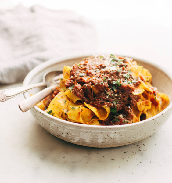 Oxtail Ragu Pappardelle - Wednesday 11/11