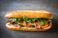 Smoked Pork Bahn Mi Dip Sandwich-Monday-5/24