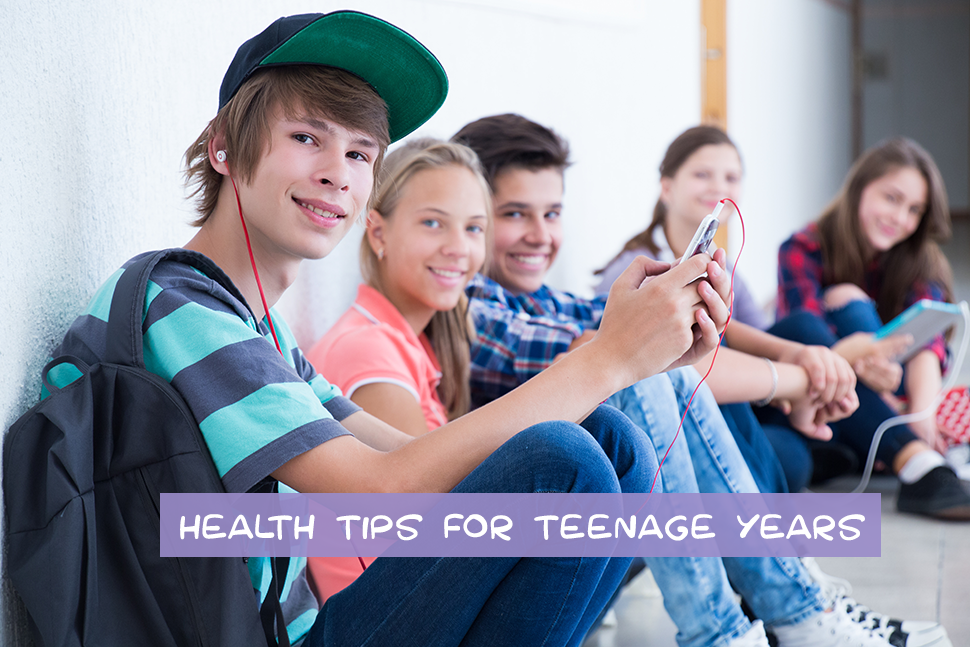 Tips for Teenage Health