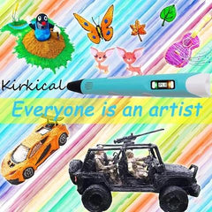 3D Printing Pen- Everybody Is An Artist