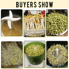 Automatic Sprouter Machine Buyers Show