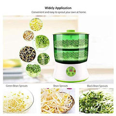 Automatic Sprouter Machine Widely Application