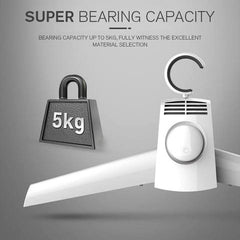 Electric Clothes Drying Rack Capacity