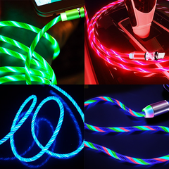 LED Super Charging Cable