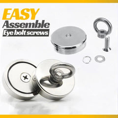 Ultra Strong Magnet- Easy Assemble