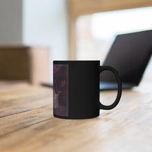 "Load image into Gallery viewer, ""Devil"" Black mug 11oz"