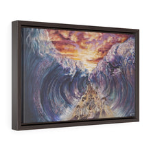 "Load image into Gallery viewer, ""Splitting of The Sea"" Framed"