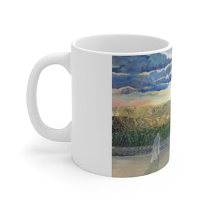 """Rivka and Yitzchzk"" Mug 11oz"