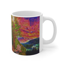 "Load image into Gallery viewer, ""Shabbat Queen"" Mug 11oz"