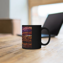 "Load image into Gallery viewer, ""Sodom and Gomorrah"" Black mug 11oz"