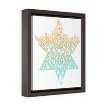 "Load image into Gallery viewer, ""Fire Water"" Framed"