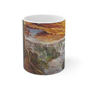 """Waterfall"" Mug 11oz"